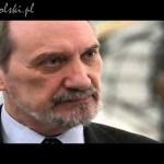 Macierewicz o nadchodzących zmianach