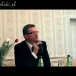 Grzegorz Braun o niszczeniu Polski