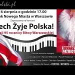 Niech Żyje Polska – Koncert 16.08.2015 r.