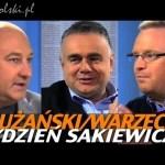 Tydzień Sakiewicza – Płużański, Warzecha