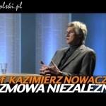 Prof. Kazimierz Nowaczyk i Blisko prawdy