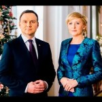 Życzenia świąteczne 2015 od Pary Prezydenckiej