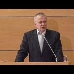 Działania manipulatorskie wobec Kościoła w Polsce – prof. dr hab. Mieczysław Ryba
