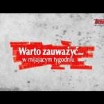 """""""Warto zauważyć…W mijającym tygodniu"""" (29.01.2016)"""