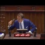 Choroba filipińska posła PO w Sejmie?