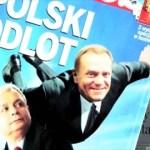 Tusk rezygnuje ze wsparcia UE w sprawach Polskich