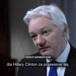Julian Assange: Związek Hillary Clinton z ISIS