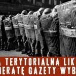 Obrona Terytorialna to ZOMO!