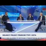 Rolnicy polscy przeciw TTIP i CETA