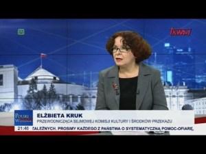 Dominacja kapitału zagranicznego w mediach w Polsce
