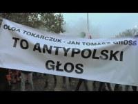Olga Tokarczuk i Jan Tomasz Gross to antypolski głos