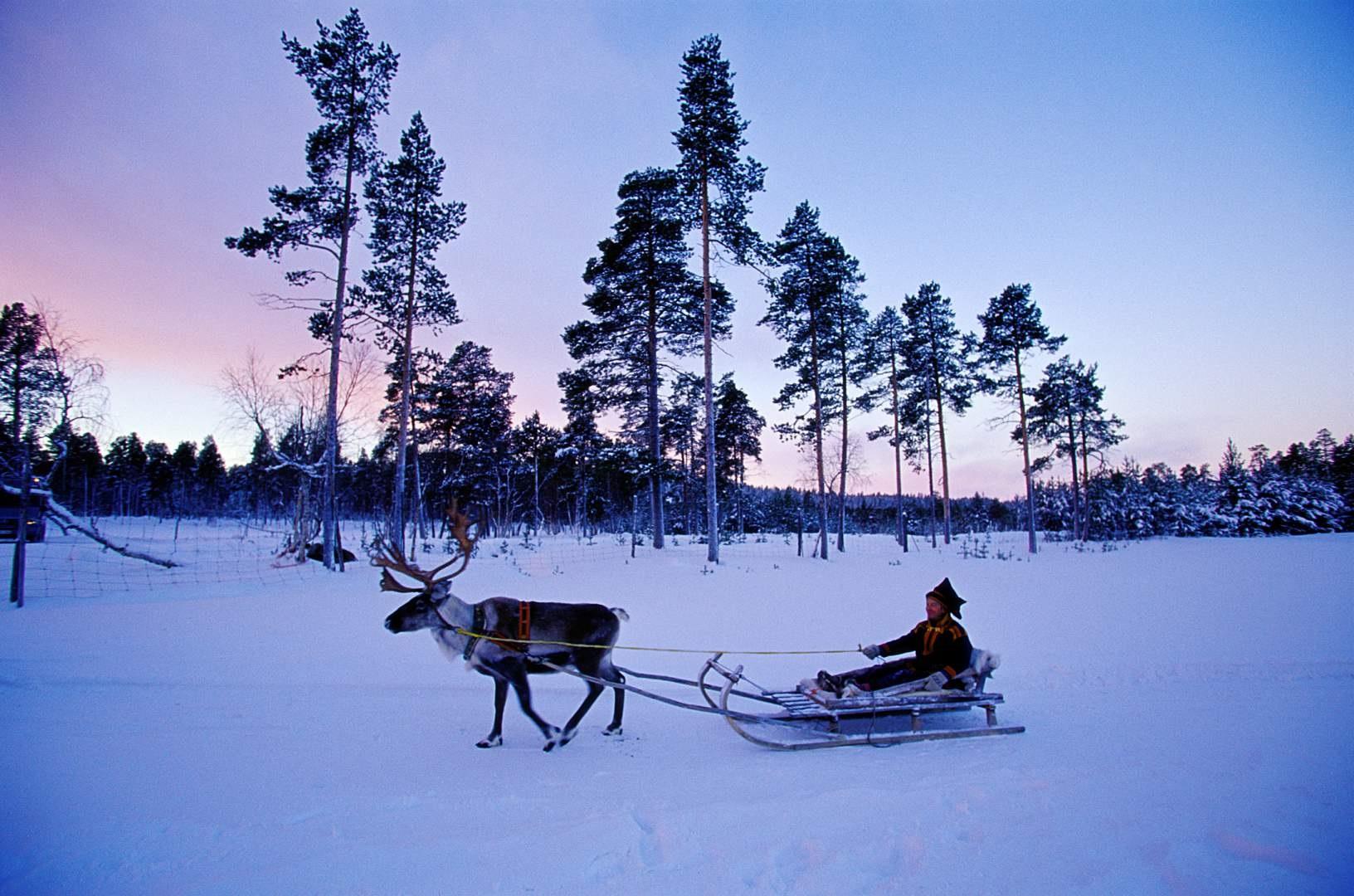 finland...