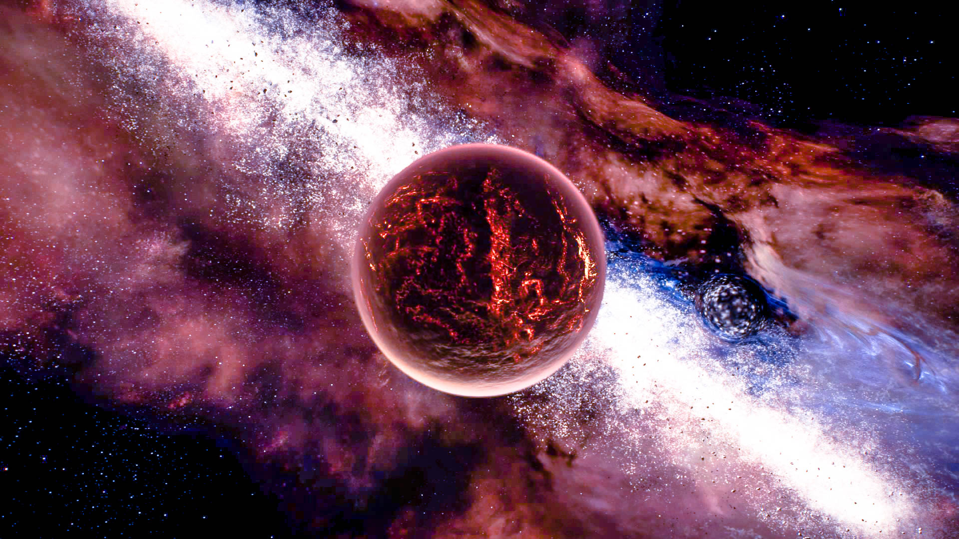 Planet X desined by DLDigital