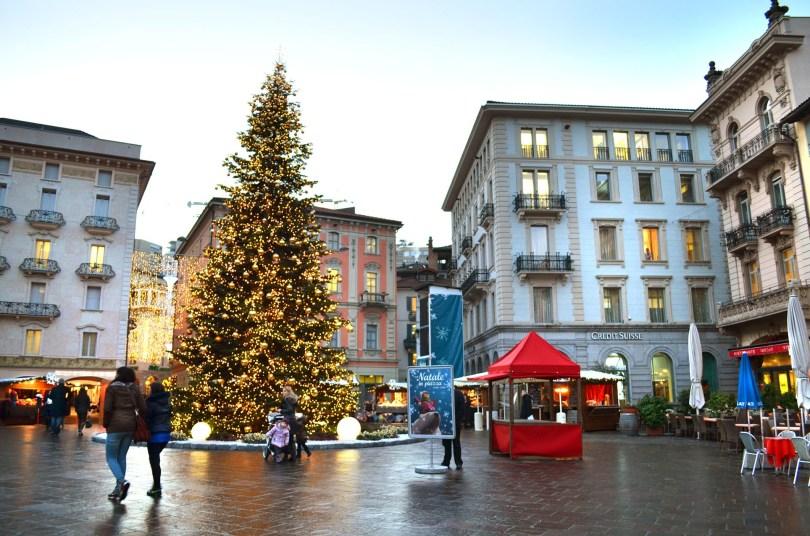 اعياد رأس السنة في سويسرا