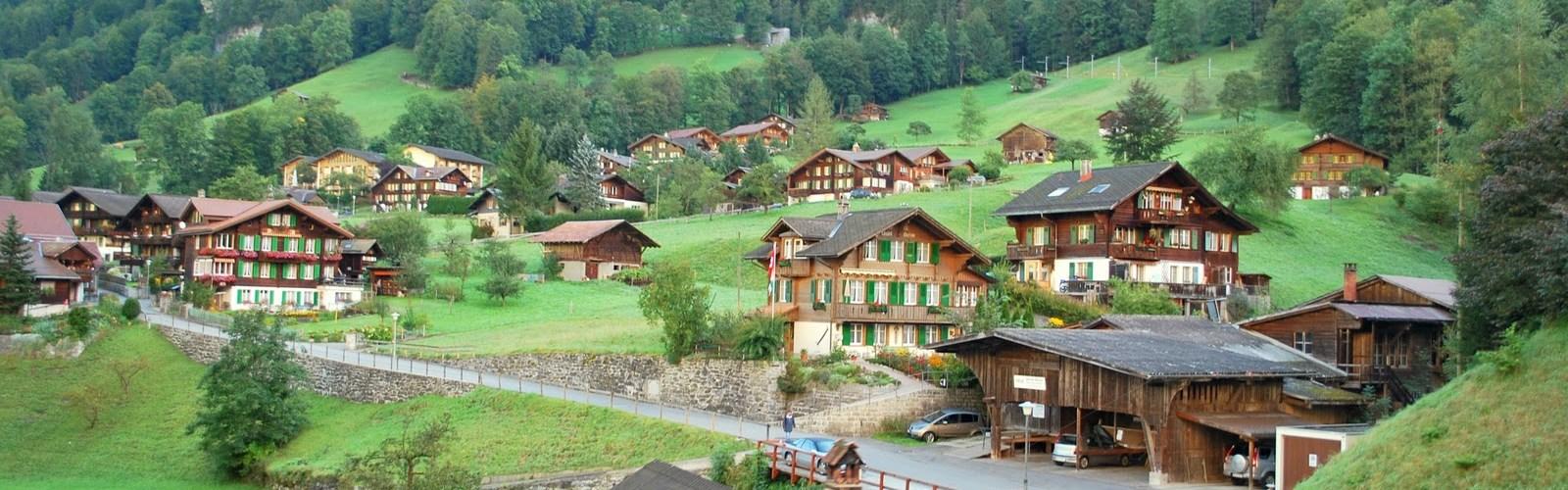 الريف السويسري