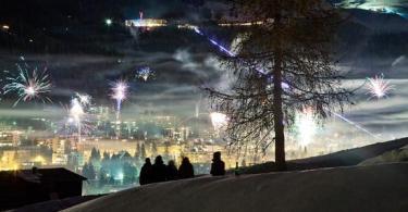 عيد الكريسماس في سويسرا