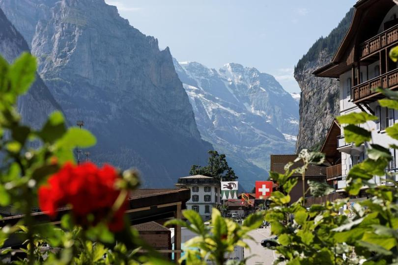 لوتربرونن سويسرا