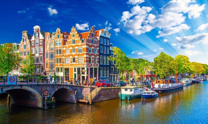 السفر الى هولندا سياحة