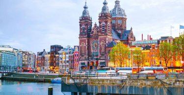 اماكن سياحية في امستردام