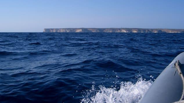 جزيرةLampedusa