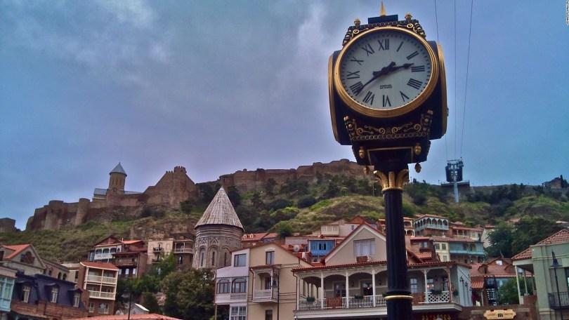 اماكن سياحية في جورجيا تبليسي