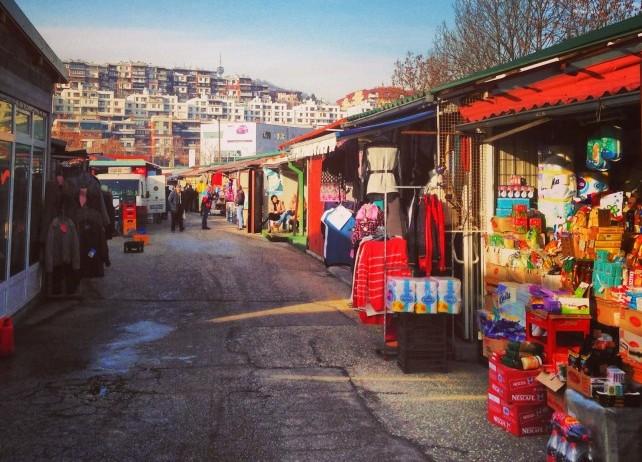 Ciglane Market