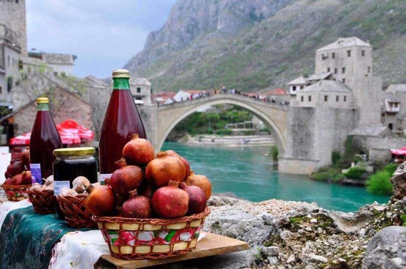 مطاعم البوسنة