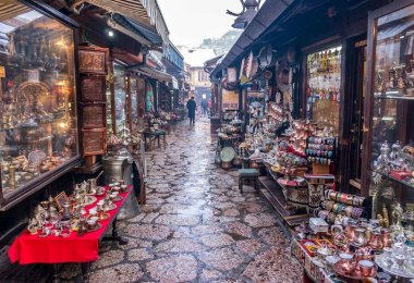 الاسواق في البوسنة