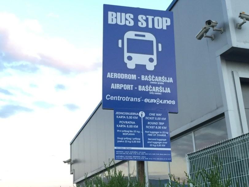 محطات النقل العام