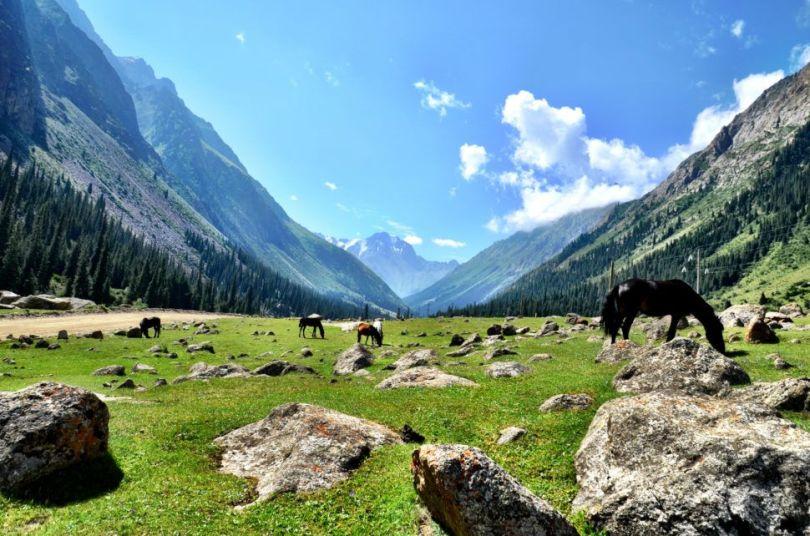 قيرغيزيا