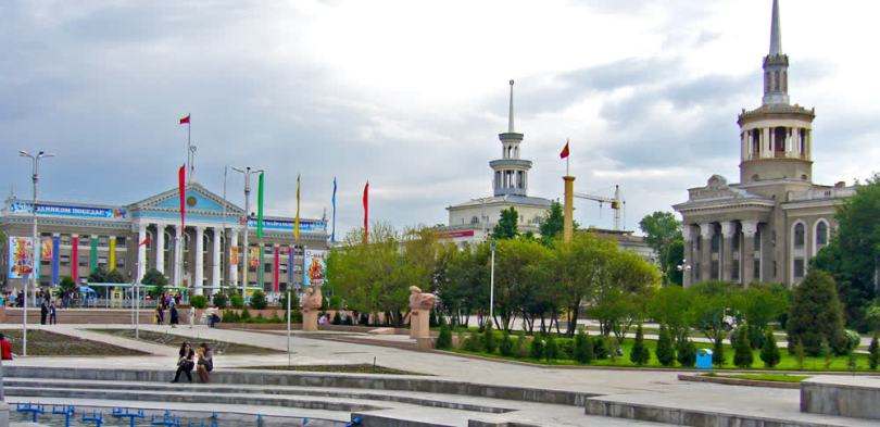 السفر الى قرغيزستان