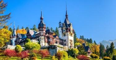الاماكن السياحية في رومانيا