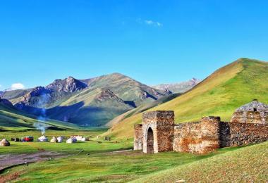 دولة قيرغستان