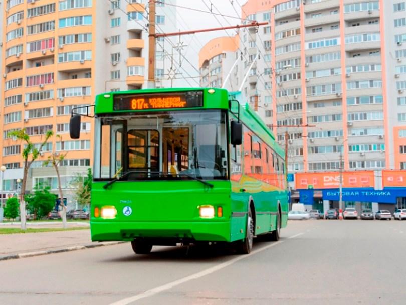 وسائل المواصلات في بيشكيك