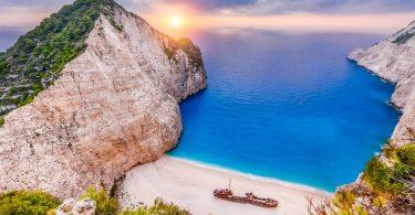 جزيرة زكينثوس اليونان