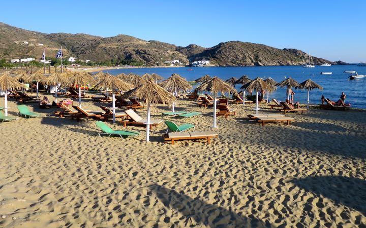 Mylopotas Beach