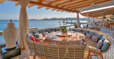 مطاعم ميكونوس اليونان