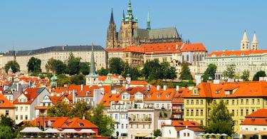 الدراسة في التشيك