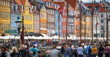 التسوق في الدنمارك