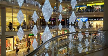 التسوق في بودابست