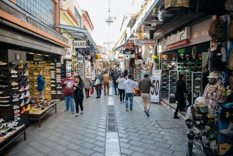 التسوق في تيرانا