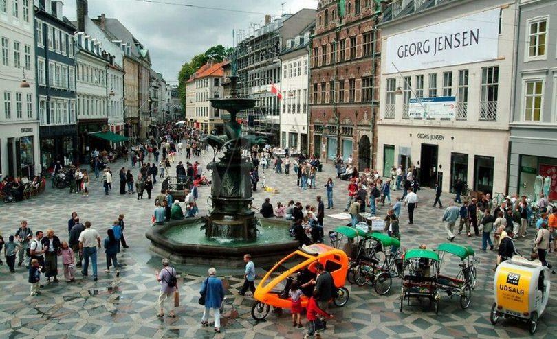 السكان المحليون في الدنمارك