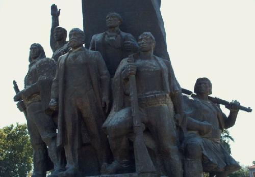 تمثال نصب الاستقلال