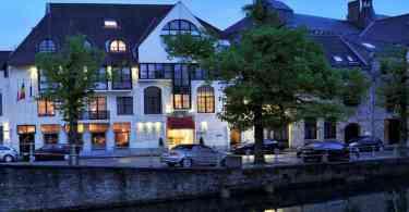فنادق بلجيكا