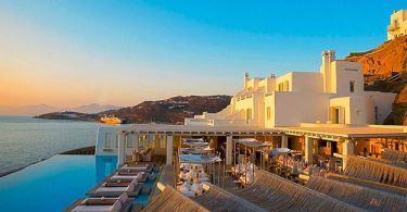 فنادق ميكونوس في اليونان