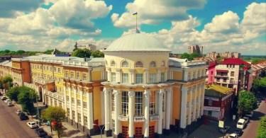 مدينة فينيتسا الاوكرانية
