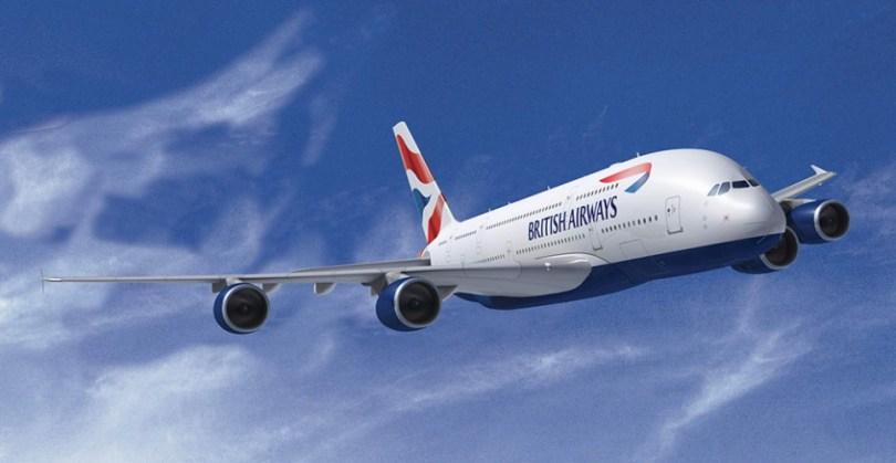 شركة الخطوط الجوية البريطانية