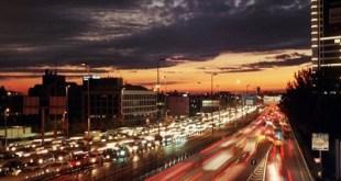 حركة المرور في اسطنبول