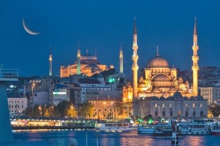 انقرة عاصمة تركيا
