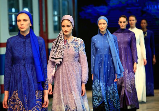 0401515ec434a تقرير حول صناعة الازياء التركية الاسلامية و ملابس المحجبات - دليل ...